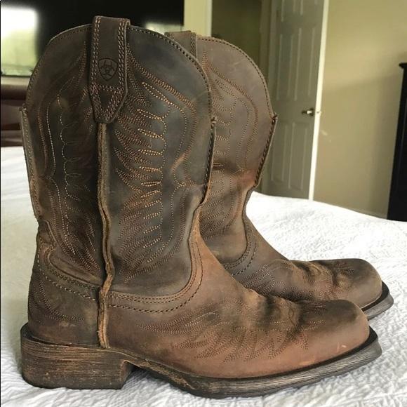 cd6480d226b Ariat Men's Rambler Phoenix Brown Boots